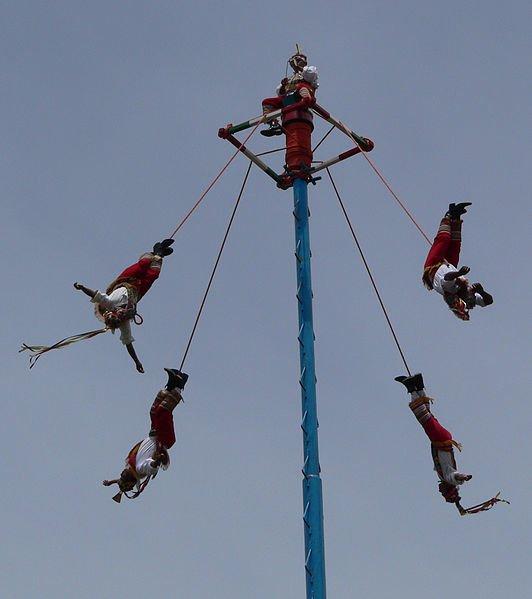 Chichicastenango festival of St Thomas
