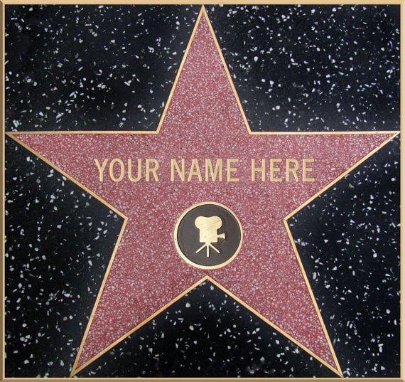 Celebrity Name
