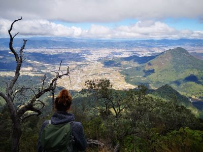 Hiking in Guatemala