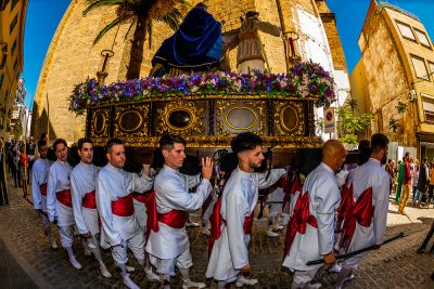 Semana Santa Paso Float