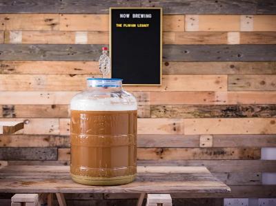 home brewing beer